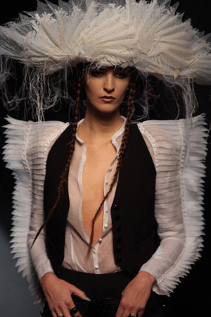 jean paul gaultier s/s 2010 - haute couture - Paris by Antonio Barros