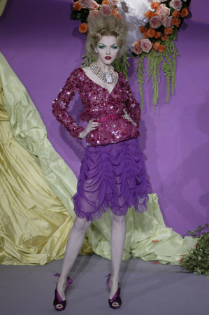 dior s/s 2010 - haute couture - Paris by Antonio Barros