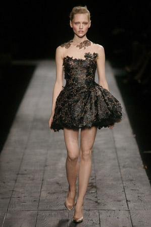 valentino a/w 2010 - haute couture - Paris by Antonio Barros