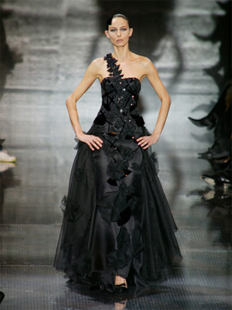armani privee s/s 2008 - haute couture - Paris by Antonio Barros